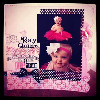 Rory Quinn One Year
